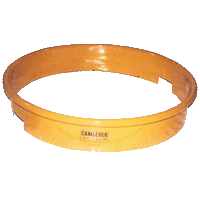 Camlever Top Ring Extension for bucket