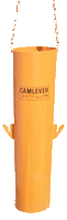 Camlever Steel Round Drop Chute